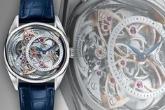 Though you may not know the name, Andreas Strehler is an acclaimed watchmaker. A member of the prestigious AHCI, Strehler now primarily makes for his own Luxury Lifestyle, Lifestyle Blog, Monochrome Watches, Dior, Bring It On, Butterfly, Pearls, Accessories, Jewelry