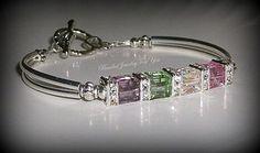 Crystal Bracelets, Jewelry Bracelets, Bangle Bracelet, Jewelry Holder, Pandora Jewelry, Initial Bracelet, Jewelry Stand, Beaded Jewelry, Silver Jewelry