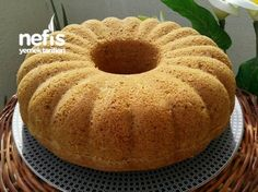 Ezber Bozan Cake (Kabaran Bayattırak) (with video) – Yummy Recipes - Kuchen Ideen :) Yummy Recipes, Cake Recipes, Dessert Recipes, Cooking Recipes, Yummy Food, Pasta Cake, Foundant, Love Eat, Turkish Recipes