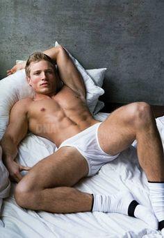 Jason Boyce Naked by Rick Day