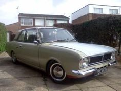 Ford Cortina MK 2