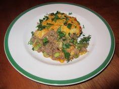 Butternut Squash and Parsnips Shepherd's Pie1