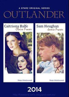 Outlander on Starz 2014