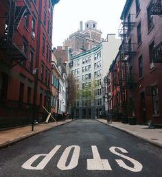 Gay Street, Greenwich - New York - photography - Fashiable