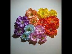 Blumen aus Foamiran