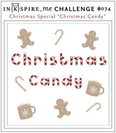 IN{K}SPIRE_me: Christmas Special - IN{K}SPIRE_me Challenge #074