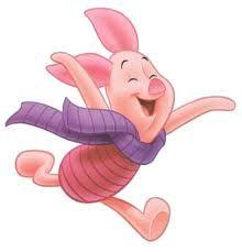piglet, I loved piglet when I was little :)