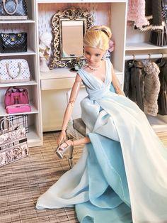 Barbie Doll House, Barbie Life, Juste Zoe, Barbies Pics, Barbies Dolls, Barbie Tumblr, Barbie Sets, Barbie Fashionista Dolls, Barbie Diorama