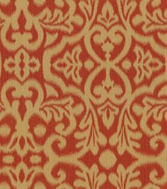 Upholstery Fabric-Waverly Souk's Entry/Cardamom, , hi-res