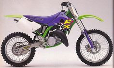 1996 KX125 Want it!!!!!