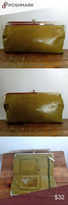 b61ad8df9c0 Preloved Hobo International Lauren Wallet   Clutch. Hobo BagsHobo HandbagsComing  ...
