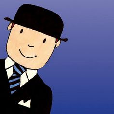 Mr Benn and his adventures ♥ <-- And suddenly the shopkeeper appeared