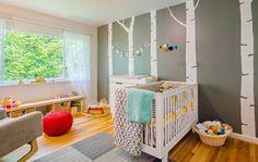 chambre bébé mixte, chambre bebe pas cher, jolie chambre bebe complete pas cher
