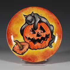 Pumpkin Lovin Kitty