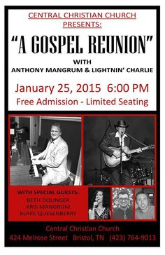 Don't Miss This Special Reunion Concert Streaming LIVE January 25