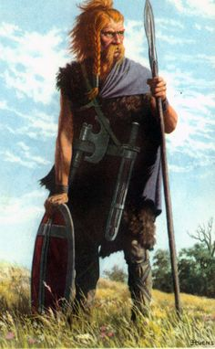 Germanic spearman
