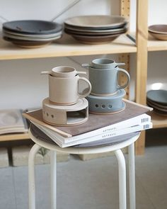 5 Tips and Tricks to Improve Your Pottery Skills – Voyage Afield Glazes For Pottery, Pottery Mugs, Ceramic Pottery, Ceramic Art, Pottery Handbuilding, Kitchenware, Tableware, Ceramic Spoons, Pottery Designs
