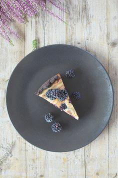 Brombeer-Oreo-Chocolate-Cheesecake