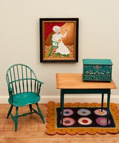 Good Sam Showcase of Miniatures: At the Show - 18th & 19th century American Furniture and Folk Art