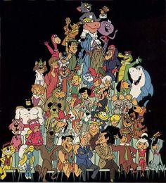 Thank You Hanna Barbera!