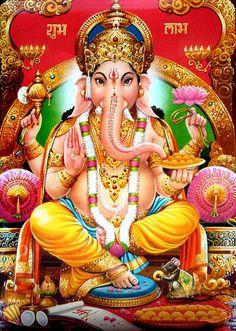 ॐ Om Sri Ganeshaya Namah ॐ