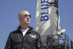 WE MUST LEAVE THE PLANET AND SEND PEOPLE TO LIVE ON THE MOON says Jeff Bezos  #amazon #space #insideglobe #blueorigin