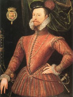 """Lord Robert Dudley, Earl of Leicester, unknown artist, 1575, National Portrait Gallery.     """"(…) Lastly, for myself, I see, most gracious lady, you know what will most comfort a faithful servant; for there is nothing in this world I take that joy in, that I do in your good favour; and it...""""   http://mygoodqueenbess.tumblr.com/post/69323835164/lord-robert-dudley-earl-of-leicester-by-unknown"""