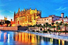 Palma de Mallorca-Historia-España-Producciones Vicari.(Juan Franco Lazza...
