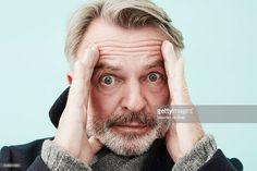 Sam Neill of 'Hunt for the Wilderpeople' poses for a portrait at the 2016… Hunt For The Wilderpeople, Sam Neill, Nick Jonas, Famous Men, Peaky Blinders, Jurassic World, Studio Portraits, Eddie Bauer, Beautiful Men