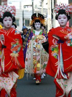 FESTIVALES Y FESTIVIDADES EN ABRIL EN JAPÓN
