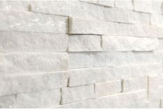 Scaglia Bianca by B&B Natural Coverings #white #stone #natural