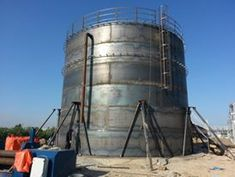 aqwe Stainless Steel Welding, Istanbul, Storage, Metal, Tanks, Purse Storage, Larger, Shelled, Metals