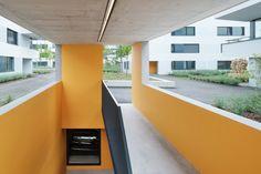 Gallery - Sonnenhof Residential Complex / Fischer Architekten - 4