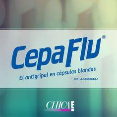 Cepaflu Antigripal Sin Azúcar te invita a realizar tu video-casting para participar en Chica E! Venezuela, sin que nada te lo impida.