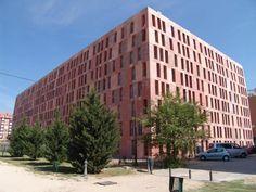 EMV social housing - david chipperfield - Madrid - spain