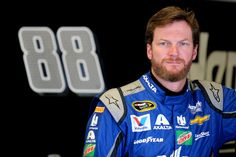Dale Earnhardt Jr. Photos - Dale Earnhardt Jr., driver of the #88 Nationwide Chevrolet, stands in the garage area during practice for the NASCAR Sprint Cup Series Coke Zero 400 at Daytona International Speedway on June 30, 2016 in Daytona Beach, Florida. - Daytona International Speedway - Day 1
