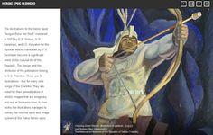 Sacha-Jakutien ...: Heroic Epos Olonkho   Yakutia   Jakutien Baseball Cards, Painting, Art, Kunst, Art Background, Painting Art, Paintings, Performing Arts, Painted Canvas
