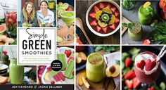 you reed book: THE SIMPLE GREEN SMOOTHIES BOOK