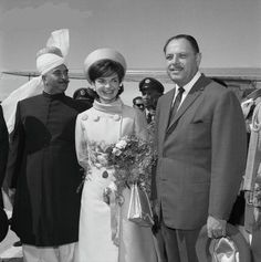 1962 - US First Lady Jacqueline Kennedy's Visit to Pakistan