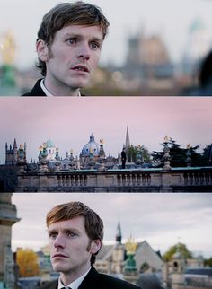 "suchasadaffair: "" I thought I had found something. Endeavour Tv Series, Endeavour Morse, Pbs Mystery, Mystery Series, Detective, Inspector Morse, Oxford City, Shaun Evans, Bbc Tv Shows"