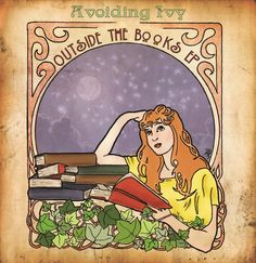 avoiding ivy, outside the books ep cover art