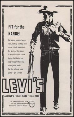 Levi's, get yours today