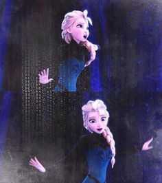 Let it go let it go I will rise like the break of dawn