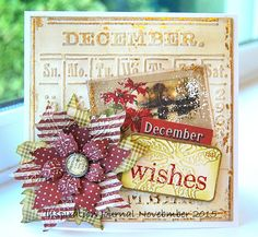 Kath's Blog......diary of the everyday life of a crafter: Happy to be back...
