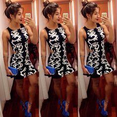 It's friday!  E hoje eu escolhi esse vestido maraaa do ateliê @noquarto! {muito amor por ele, meninas} ❤️ Conheçam o insta deles! É um ateliê suuuper fofo, com uma peça mais linda que a outra! @noquarto @noquarto @noquarto