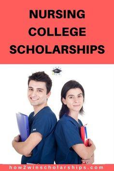 Nursing scholarships for college can be found if students search strategically. Find several nursing scholarships here! Grants For College, College Nursing, Financial Aid For College, College Planning, Education College, College Tips, Nursing Schools, College Fund, College Board