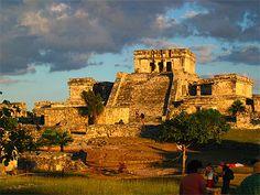 Tulum Mexique