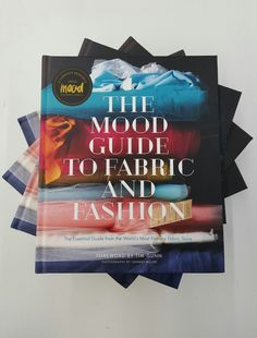 The Mood Guide To Fabric and Fashion is Here!! Get your very own copy of our exclusive #MoodGuide at Moodfabrics.com for a fashion lover near you!!
