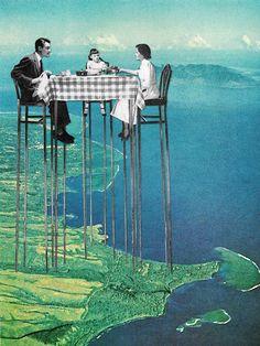 Eugenia Loli y sus creativos collagues - Antidepresivo