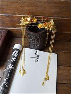 chinese wedding hair accessory